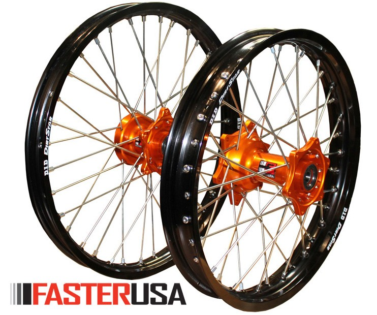 KTM Wheelset FasterUSA DID DirtStar Original