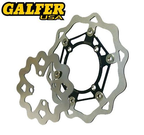 SUZUKI Galfer Front Brake Rotors