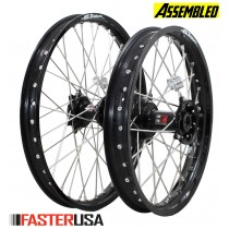 RMZ WHEELSET FASTERUSA DID DIRTSTAR STX READY BUILT