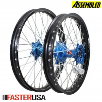 HUSQVARNA 125-450 WHEELSET FASTERUSA DID STX READY BUILT