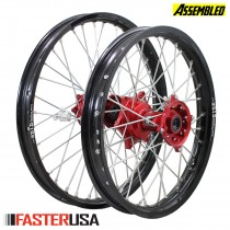 CR/F Wheelset FasterUSA DID STX Ready Built