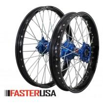 Husqvarna 125-450 Wheelset FasterUSA Excel A60