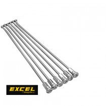 SPOKE 6 PACK EXCEL - KAWASAKI REAR