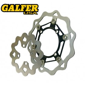 HONDA Galfer Rear Brake Rotors