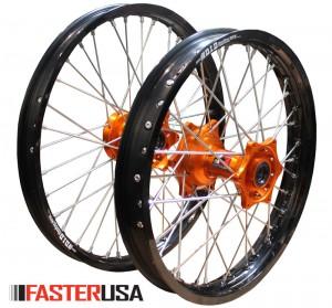 KTM Wheelset FasterUSA DID STX