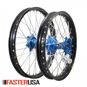 Husqvarna 125-450 Wheelset FasterUSA Excel Takasago